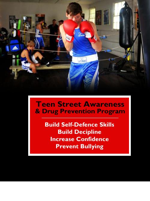 Street & Drug Awareness